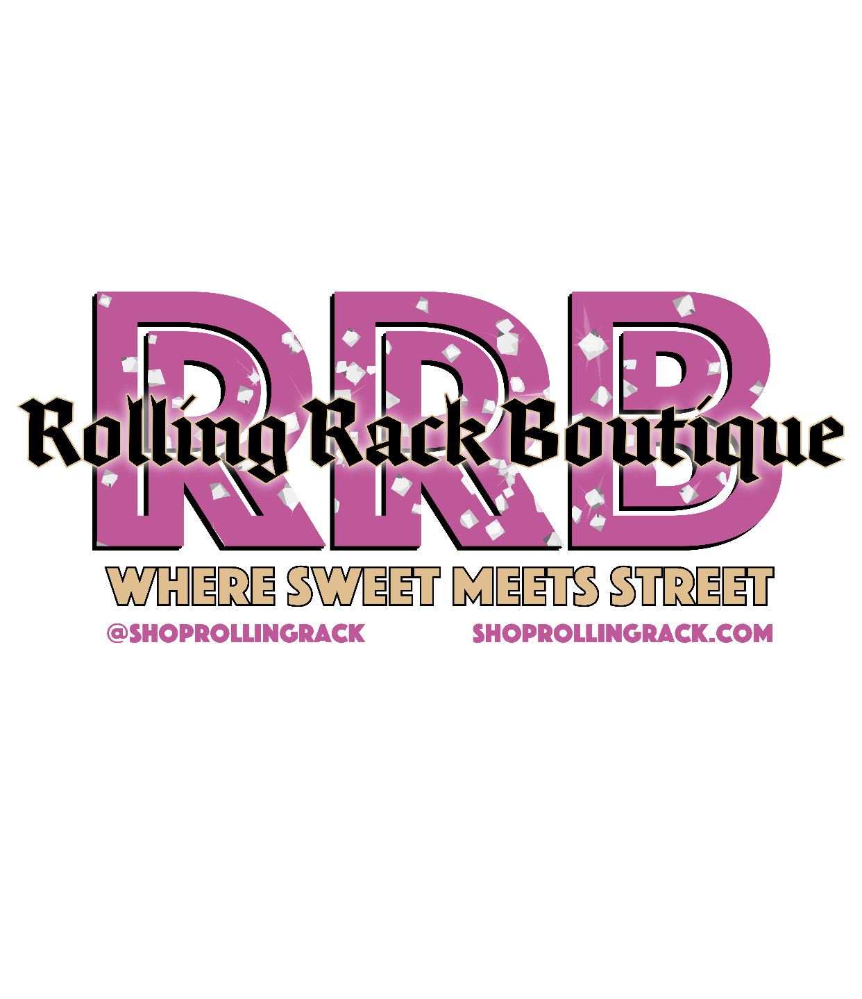 Rolling Rack Boutique  logo